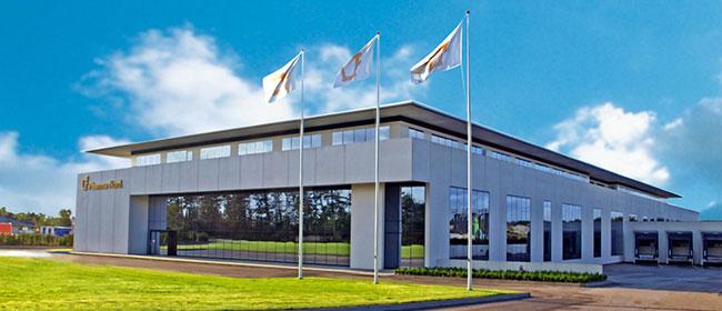 Pharma Nord  centrālā biroja attēls